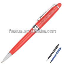 Classical Heavy Metal Ball Pen, Customized Logo Pen,Hot Pen