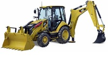 2 x Brand New Cat 428 Backhoe