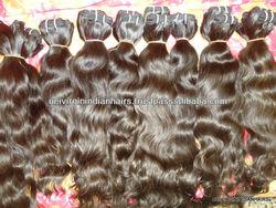 2014 hot selling Grade AAAAA unprocessed 100% virgin indian hair 6a grade wholesale 100% Virgin Indian Hair