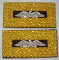 Guerra civile spalla tavole | guerra civile americana ricamato badge | acw spalla tavole