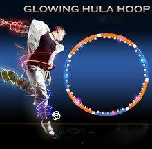 Hot Sale party favor Led Hula Hoop