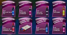 Non Hazardous Ink for Eatables (Food, Meat, etc)