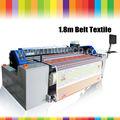 Digital textil cinturón de la imp