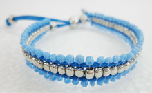BRACELET MD - 83168 Light Blue