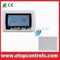 LCD Digital Wireless Thermostat Control