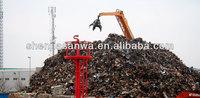 Scrap metal recycling plant/Waste metal treatment