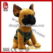 ICTI Sedex WCA SA800 audit factory stuffed toy dog plush german shepherd