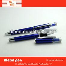 2014 new arriving crystal metal roller pen promotional item