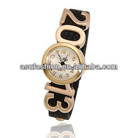 Ultra Black Number 2013 Watchband Alloy Fashion Watches