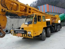 used Mitsubishi Huyndai HC50 truck crane for sale