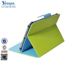 Veaqee leather case with stylus holder for ipad 2 3 4