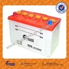 Dry Charged Hankook Battery 95d31r 12V 80AH