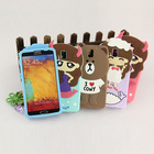 Professional fashion OEM cell phone cover maker for Samsung galaxy note3