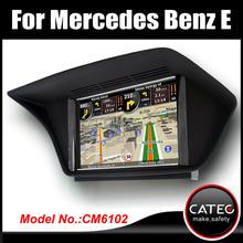 "Original 7"" in car monitor for mercedes benz E 250 W212"