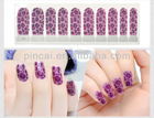 2014 latest popular fashion different types of nail art