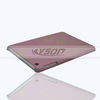 colorful PC hard cover for ipad mini retina leather cover with printing