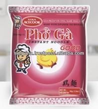 Chicken Flavor Instant Noodle 65 gr