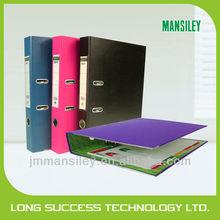 Mansiley A4 custom filing folders