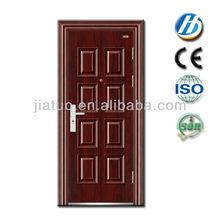 S-107 2014 european style heat transfer printed steel door