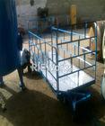 textile cargo trolley