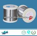 De hierro cromo/fecral calefacción eléctrica de la bobina