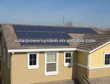 Bestsun high efficiency 3000w small power solar module 1