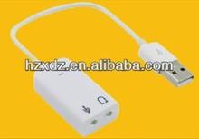 USB Sound Card 7.1,Audio USB 7.1 Sound card