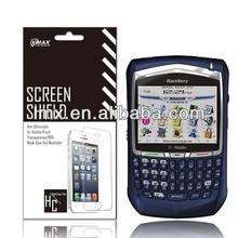 Screen protector cell phone for Blackberry 8700 oem/odm(Anti-Fingerprint)