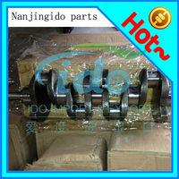 Crankshaft for isuzu 4JB1 diesel engine crankshaft