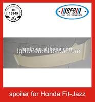 for Honda Jazz Fit auto spoiler rear spoiler 2009-2013