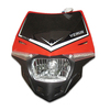 2013new dirt bike head light led motorcycle headlight