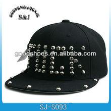 Custom hip-hop acrylic embroidered snapback hat/cap
