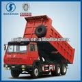 China heavy duty truck/chinês caminhões basculantes/10 wheeler pickup