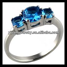 fashion stainless steel wedding ring