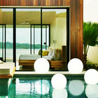 swimming pool balls/solar floating pool light