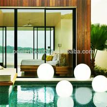 swimming pool balls/solar floating pool light