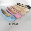Zapatos de vestir de la PU de la señora
