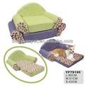 Lits pour chiens léopard, canapé