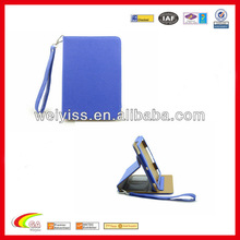 360 degree hand bag leather case for ipad mini, for ipad mini case leather manufacturers