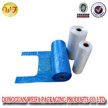 PE Sleeve Cover(plastic sleeve cap)/polypropylene bag rolls/hdpe roll bag guangdong
