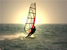 Mordern Sailing ship wall lenticular sheet 3d sport art
