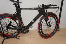 2014 NEW Full Carbon Fiber TT Bike/Time Trial Frame Set ,Triathlon Bike Frame Set Carbon .Two Years Time Warranty !