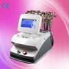 cavitation multipolar rf vacuum led photon cold hot weight loss skin lifting beauty machine