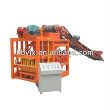 hongbaoyuan brand QTJ4-28 manual block machine ecologic