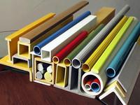 frp grp fiberglass reinforced plastic composite structural profiles