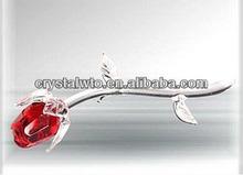 new design Crystal flower wedding favors