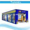 soft foam brush FD09-2A tunnel automatic car wash