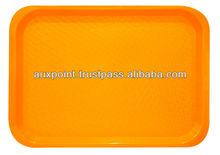 Plastic Serving Tray - SKM 9009 Orange