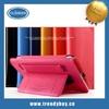 Leather hand strap case for ipad mini1/mini2