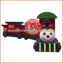 Wooden Thomas Toy Train